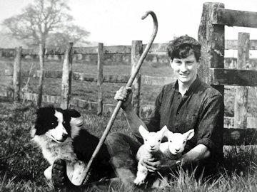 Neil shepherding goodwood 1986