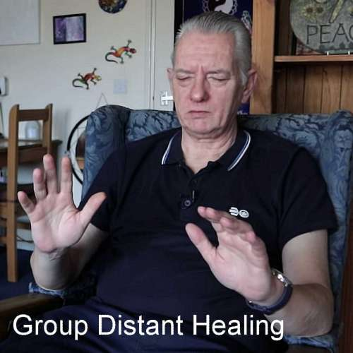 Group Distant Healing